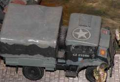 Maquette 92 - CHEVROLET 15cwt TRUCK